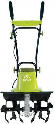 Motoculteur / Cultivateur De Jardin Sun Joe Electric, Jusqu'à 13 Po De Largeur, 13,5 Ampères