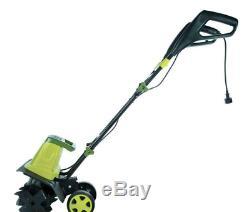 Motoculteur / Cultivateur Électrique De 16,5 A Avec Roues De 5,5 Pouces-tj604e Sun Joe