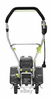 Motoculteur / Cultivateur Électrique Filaire Earthwise Tc70016, Gris