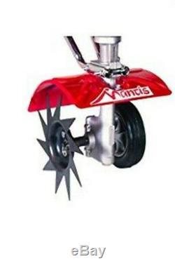 Motoculteur / Cultivateur Mantis 7940 Plus, Moteur Honda À 4 Cycles Avec Béquille Et Tranchage