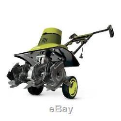 Motoculteur De Motoculteur À Motoculteur À Essence Avec Utilisation Du Jardin Électrique, 18 Pouces, 9 Pouces