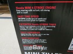 Motoculteur / Motoculteur À Essence À Rotation Avant 4 Temps Honda Fg110, 9 Pouces, 25 CC