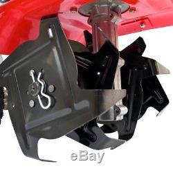 Motoculteur Rototiller Motoculteur Motoculteur De Jardin Courroie Gazeuse À 2 Temps De Gaz De 43 Cm3