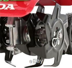 Motoculteur-motoculteur Honda Gas Roue En Métal À 4 Dents Et 4 Dents, Rotation En Avant