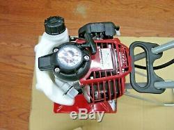 Nettoyer! Motoculteur / Cultivateur Mantis 4-cycle Plus 7940 Alimenté Par Honda + Accessoires