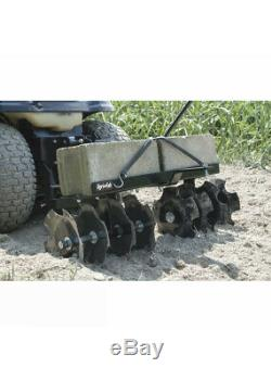 New Agri-fab Tractées Disque Cultivateur-38in Largeur # 45-0266