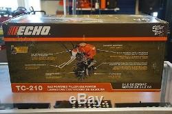 New Echo Tc-210 Cultivateur À Motrice À Essence De 21,2 Cm3