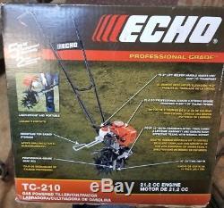 Nouveau Cultivateur De Motoculteur Echo 10 21.2cc Quatre Dents Avant Réversibles À 10 Dents