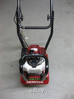 Nouveau Honda Fg110 Cultivateur À Barre Franche Gx25 4 Temps