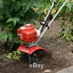 Nouveau Mantis 7228 Avant Tine Jardin Tiller / Cultivateur 2-cycle Garantie 21,2 CC