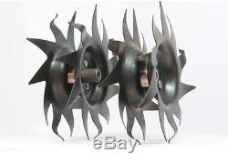 Nouveau Mantis 9 Tiller Dents De Remplacement Pour Trancheuse Attachement De Cultivateur Pour Sillon