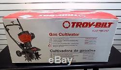 Nouveau Troy-bilt Tb225 25cc 2-cycle 10 Pouces Gaz Cultivateur Yard Pelouse Soins Outil