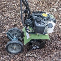 Outil Électrique De Jardin Compact Jardinage 10in 43cc 2cycle Mini-propulseur À Gaz