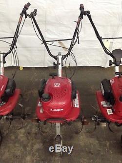 Paquet De 6 Honda Rototiller Power Lawn Cultiver Cultivateur De Jardin Cultivateur De Sol