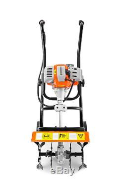 Powermat Heavy Duty Essence Rotovator Tiller Cultivateur Rotavator 5.2hp 3800w