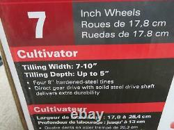 Powermate Pcv43 Cultivateur 10 43cc Gaz 2-cycle Réglable Poignée Pli