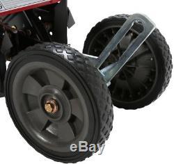 Roller Rotary Tiller 2-cycle Gaz Cultivateur Rototiller Aérateur De Sol Réglable