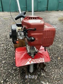 Rootateur, Rotor, Cultivateur De Cultivateur De Mante