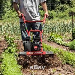 Roto-réducteur De Gaz Compact, Cultivateur De Jardin De Jardin / De Triage De Dent En Métal De 4 Cycles Avant / Yard