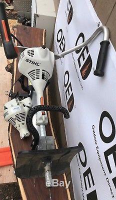 Stihl Mm55 Cultivateur / Tiller Nice Projet Tiller / Navires Rapide