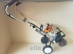 Stihl Mm55 MM 55 Gas Powered Tiller Cultivateur