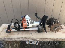 Stihl Mm55 Motoculteur / Cultivateur Project / Parts Tiller / Ships Fast