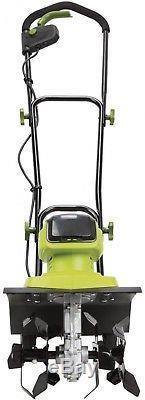Sun Joe Ion 12 Po. Cordon Électrique Sans Fil De 40 Volts / Motoculteur