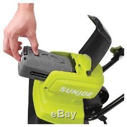 Sun Joe Ion 40v 4.0 Amp, 40 Volts Sans Fil 12 Motoculteur / Cultivateur