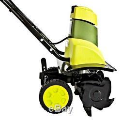 Sun Joe Tj601e 120v 18 Électrique Corded Jardin Tiller / Cultivateur