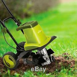 Sun Joe Tj602e 120v 12 Électrique Corded Jardin Tiller / Cultivateur