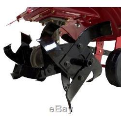 Système D'entraînement À Engrenages Robuste De Cultivateur À Gaz De Motoculteur 150cc Front-tine