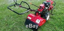 Tampa Fl Seulement Honda Frc800 Arriere Tine Tiller Rototiller Jardin Cultivator