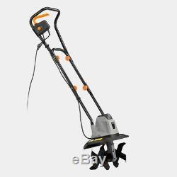 Tiller Rotovator Cultivateur Électrique 1050w Câble De 10 Mètres De Profondeur 22cm X 32 Large
