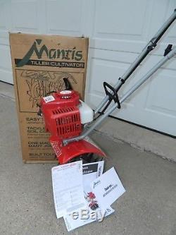 Timon / Cultivateur Mantis 7920 Utilisé Dans Bon État / Boîte W Et Manuel (9-16-14)