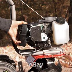 Tremblement De Terre 12802 Mc440 Cultivateur De Motoculteur À Essence À Moteur À 4 Cycles De 40 CC