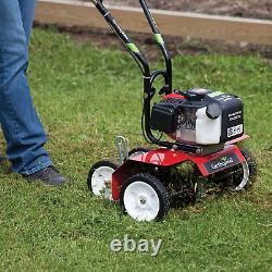 Tremblement De Terre Dk43 Déchaumeuse Kit Pour Fixation Cultivateurs Mini Lawn Tiller Nouveau