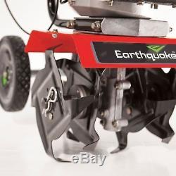Tremblement De Terre Mc43 Mini Motoculteur 43cc 2-cycle Moteur 5 Ans De Garantie