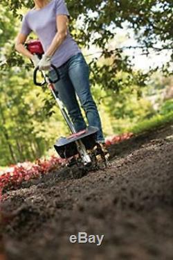 Trimmerplus Gc720 Jardin Cultivateur Fixation Avec Tines Quatre Luxe
