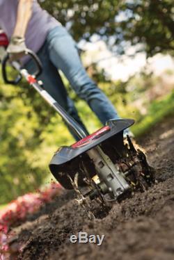 Trimmerplus Gc720 Jardin Cultivateur Fixation Avec Tines Quatre Luxe Et