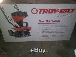 Troy-bilt Tb146 Ce 29cc 4-cycle 12 En Gaz Cultivateur
