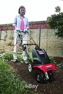 Troy-bilt Tb154e 6 Amp Cultivateur De Jardin Électrique 1