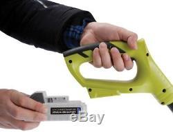 Ultra-léger Simple Roue Scarificateur Étrille Avec L'acier Tines 24 Volt