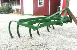 Utilisé 2 Rangée Cultivateur 9 Jarrets Pour Le Jardin (1000 Gratuit Livraison Mile De Kentucky)