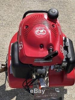 Utilisé Honda F220 Petit Roto Tiller Lawn Cultivateur Jardin Cultivateur Gxv57 Engine