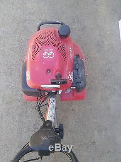 Utilisé Honda F220 Small Roto Tiller Lawn Cultiver Cultivateur De Jardin Moteur Gxv57