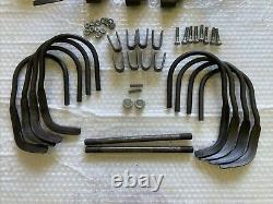Véritable Troy Bilt Horse Roto Tiller Cultiver Tines Kit New Old Stock
