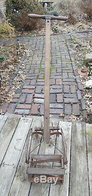 Vintage Ro-ho Style Jardin Cultivateur Withadjustable Foilage Poignée Garde-bois