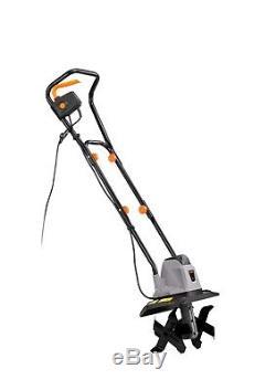 Vonhaus Electric 1050w Cultivateur De Sol Pour Motoculteur / Rotavator 32cm Cuttin